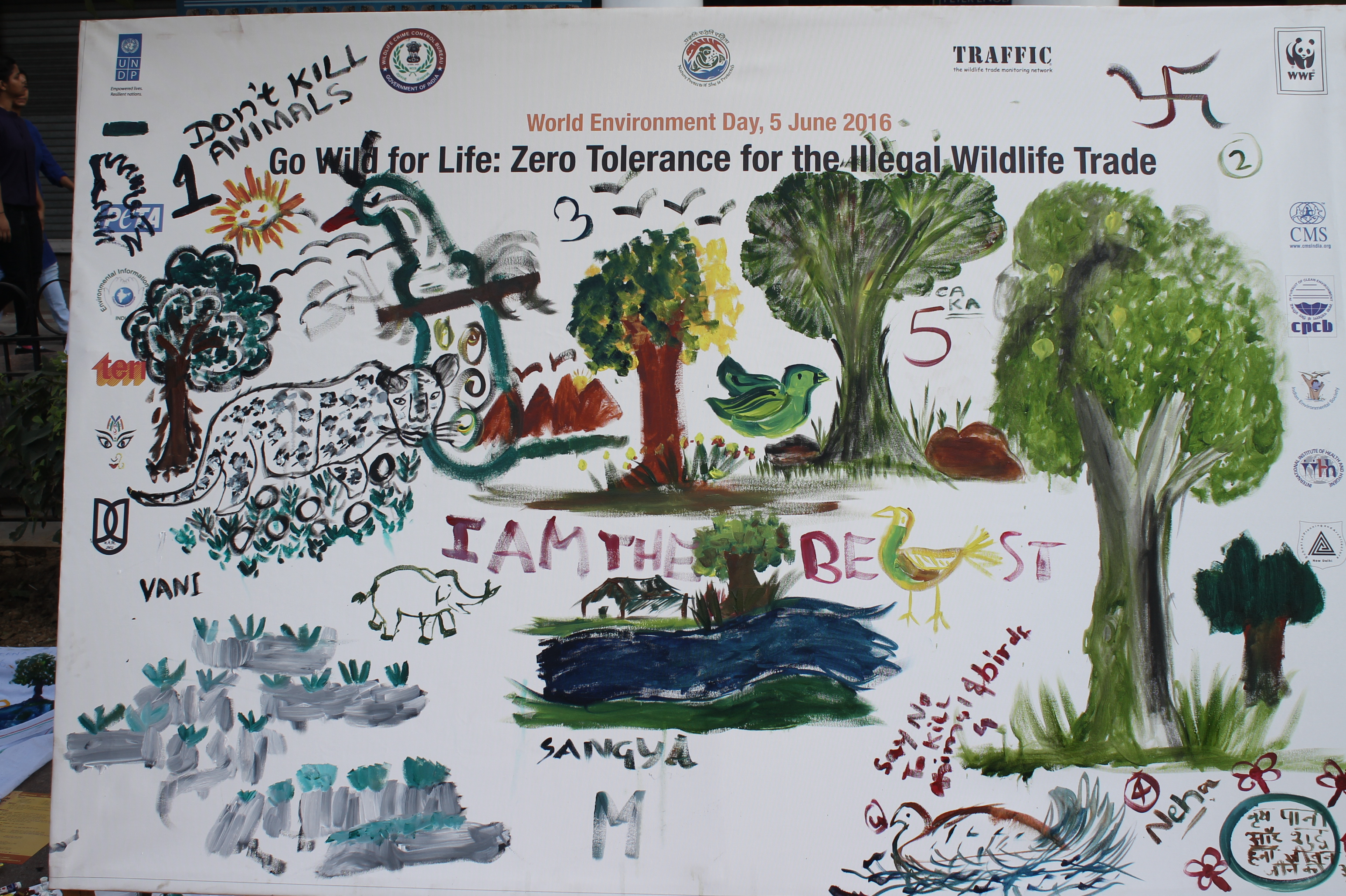 essay writing world environment day You can use this information for writing an essay, speech in competitions and to  celebrate the world environment day in your school or college.